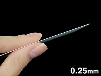 PETカード0.25mm