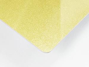 シルク印刷のゴールド