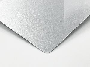 シルク印刷のシルバー