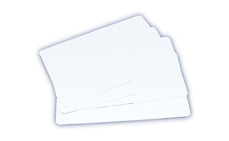 白無地カード