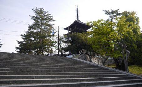 世界遺産 古都奈良を歩く…。