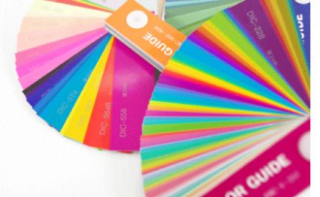プラスチックカード印刷の【特色】について