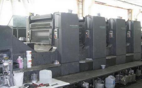 オフセット印刷とインクジェット印刷の違いについて