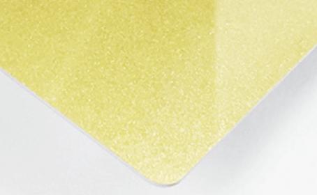 シルク印刷のプラスチックカードのご紹介