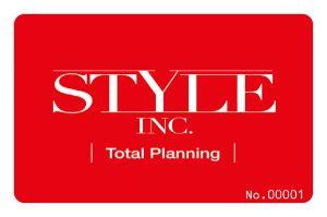 株式会社styleICカード
