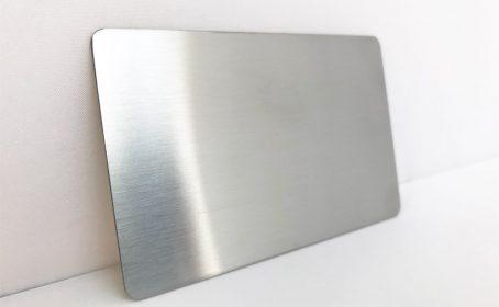 金属カード(ステンレス・アルミカード)のご紹介